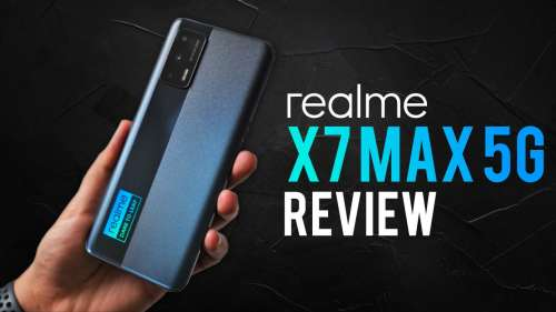 Realme X7 Max 5G Review: max specs under ₹30k!