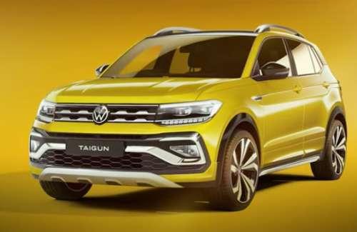 Volkswagen Taigun preview