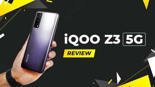 iQOO Z3 5G Review: best new 5G smartphone under ₹20k?
