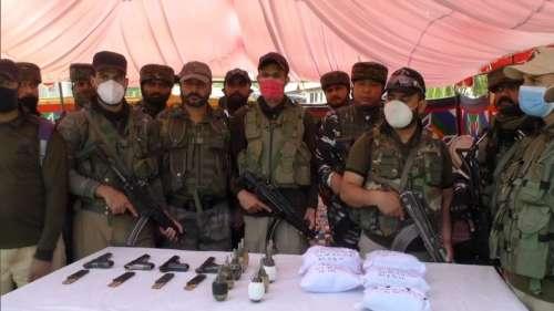 Narco-terror module busted: JK के बारामूला में 12 गिरफ्तार