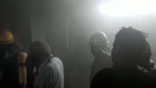 Fire on 9th floor of Delhi AIIMS, no injury reported