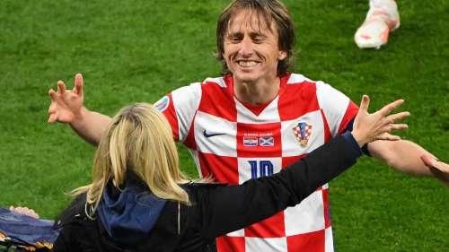 Euro 2020: Croatia thump Scotland 3-1, enter round of 16