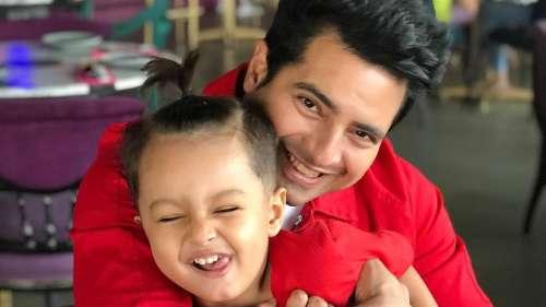 बीवी से मारपीट के आरोपों के बीच Karan Mehra ने यूं मनाया बेटे का बर्थडे