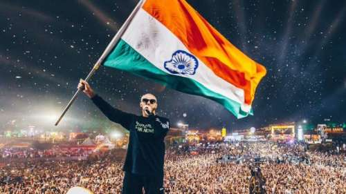 DJ Snake to Indians: 'don't listen to netas, just spread peace'