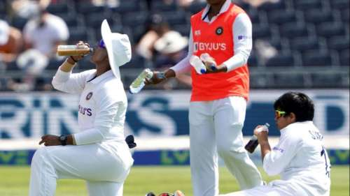 Spinners help India fight back on Day 1 of the Test match vs English Women