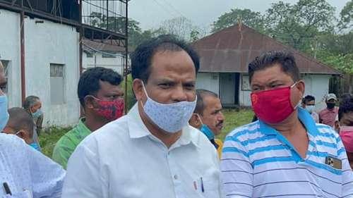 বিজেপি সাংসদ জন বার্লার বিরুদ্ধে কোচবিহারে ৩ থানায় FIR দায়ের তৃণমূলের