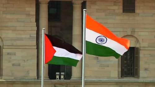 India-Palestine relations