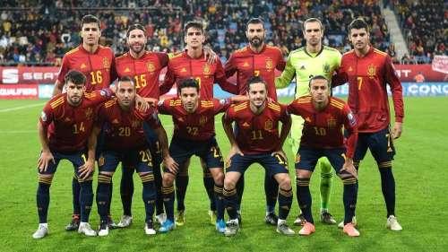 Big contenders: Spain