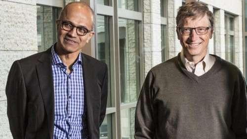 Microsoft को मिला नया Chairman, भारतवंशी सत्या नडेला संभालेंगे कंपनी की कमान