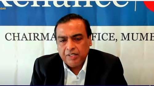 Mukesh Ambani at Qatar Forum: Reliance aims for net-zero carbon emissions by 2035