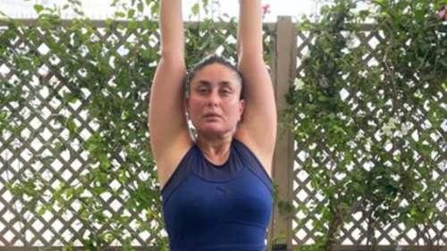 Kareena Kapooropens up about her yoga journey, talks about postpartum challenges