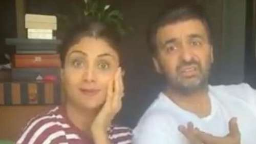 Video: पति राज कुंद्रा को अदरक बनाकर कूटना चाहती हैं शिल्पा!
