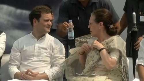 Congress Vs BJP: सोनिया ने लगवा ली है वैक्सीन, राहुल कर रहे हैं इतंजार: वेणुगोपाल