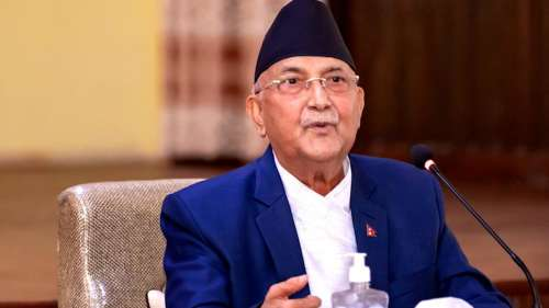 Nepal PM Oli claims yoga originated in his country not India