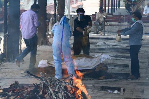 Life of crematorium workers