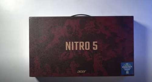 Acer Nitro 9th gen unboxing