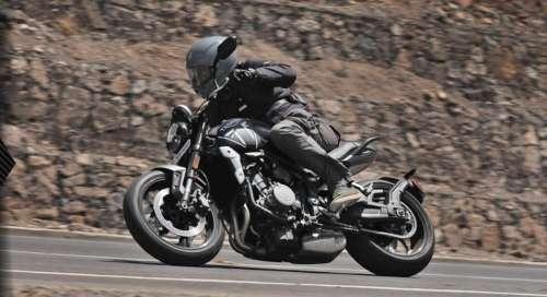 Triumph Trident review