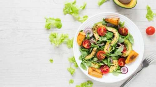 Plant diet for weight loss