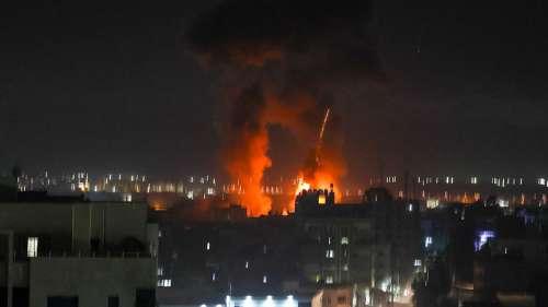 Israel Attack on Gaza: इजरायल ने गाजा पर फिर किया हवाई हमला, कहा- आतंकी ठिकानों पर हमला