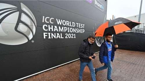 WTC Final 2021: तेज बारिश के कारण चौथे दिन के खेल में देरी, क्या आज हो सकेगा मैच ?