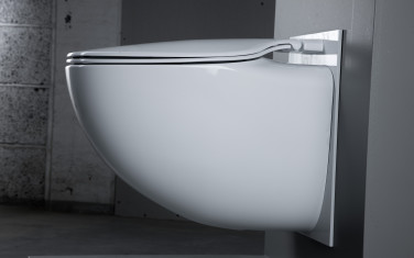 Jets Pearl - Vacuum toilet from Jets Vacuum.