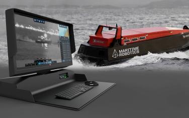 Maritime Robotics USV
