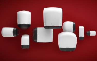 Katrin - complete dispenser range