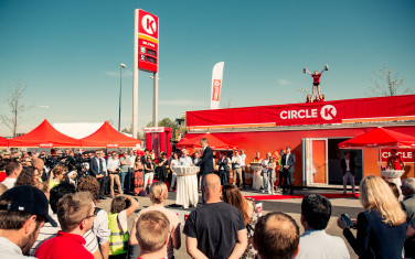 Circle K launch May 2016