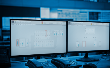 ABB Marine user interface