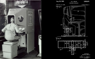 Sensorama from 1950