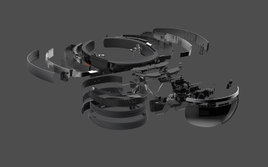 HoloLens tear-down