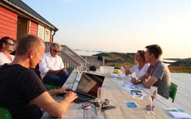 Blueye Board meeting 2016