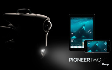 Blueye PioneerTwo teaser