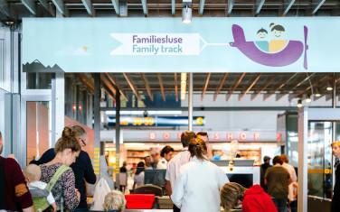 Oslo Airport Felix & Fiona Security