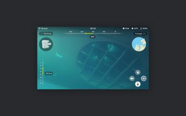 Blueye app