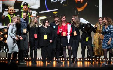 Oslo Airport Doga award