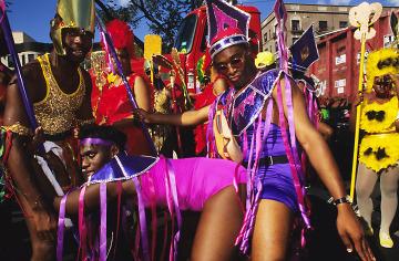WEST INDIANS CARNEVALE CARAIBICO A BROOKLYN