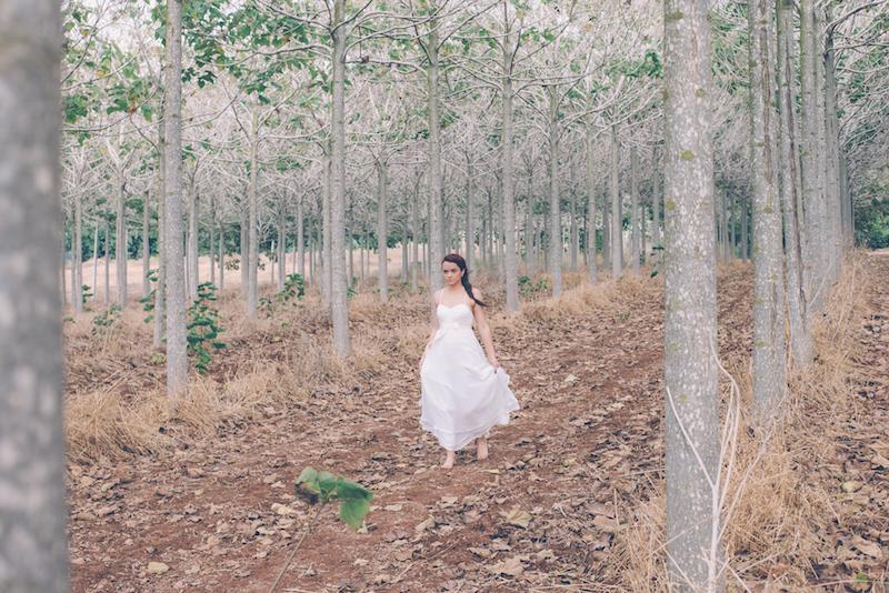 הפקה חורפית ביער