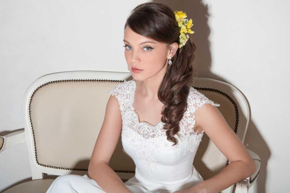 הפקה 2015 | עיצוב שיער ואיפור עינב בר | שמלות כלה ליליום