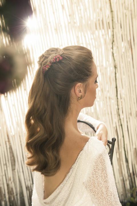 עיצוב שיער ואיפור כלות
