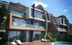 Tepe Modern Villaları