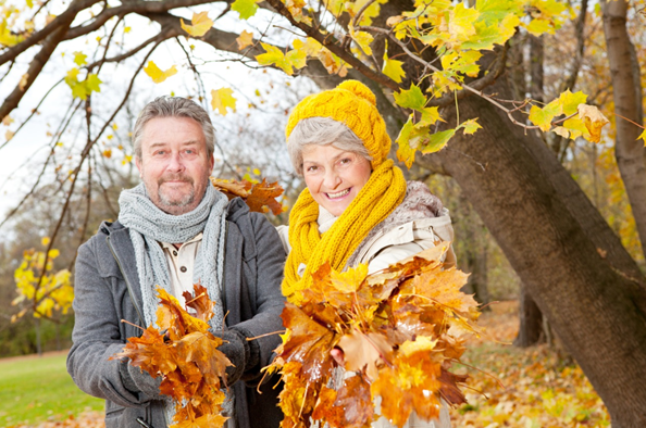 Autumn In Australia - Staying Healthy During the Change of Seasons