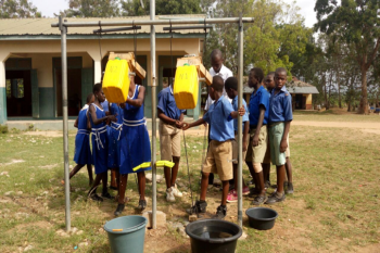 Using Innovative sensor technology to evaluate 'Handwashing with Ananse' Games