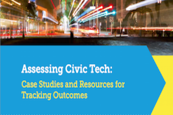 Knight Foundation - Assessing Civic Tech