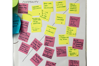 Community Narrative as a Method for Increasing Participation in Civic Engagement