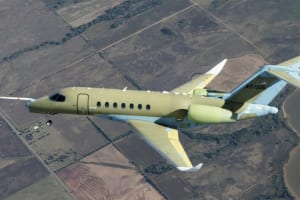 Cessna Super Midsize Business Jet Completes First