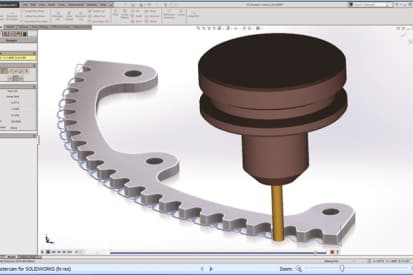 CNC Releases Mastercam 2017 for SOLIDWORKS