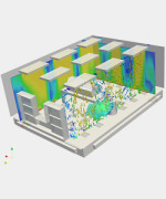 White Paper: How to Ensure Thermal Comfort in Buildings with CFD