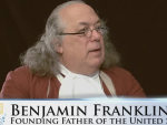Interview with Ben Franklin Impersonator