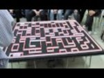 Mousebot Solves Huge Maze in a few Seconds